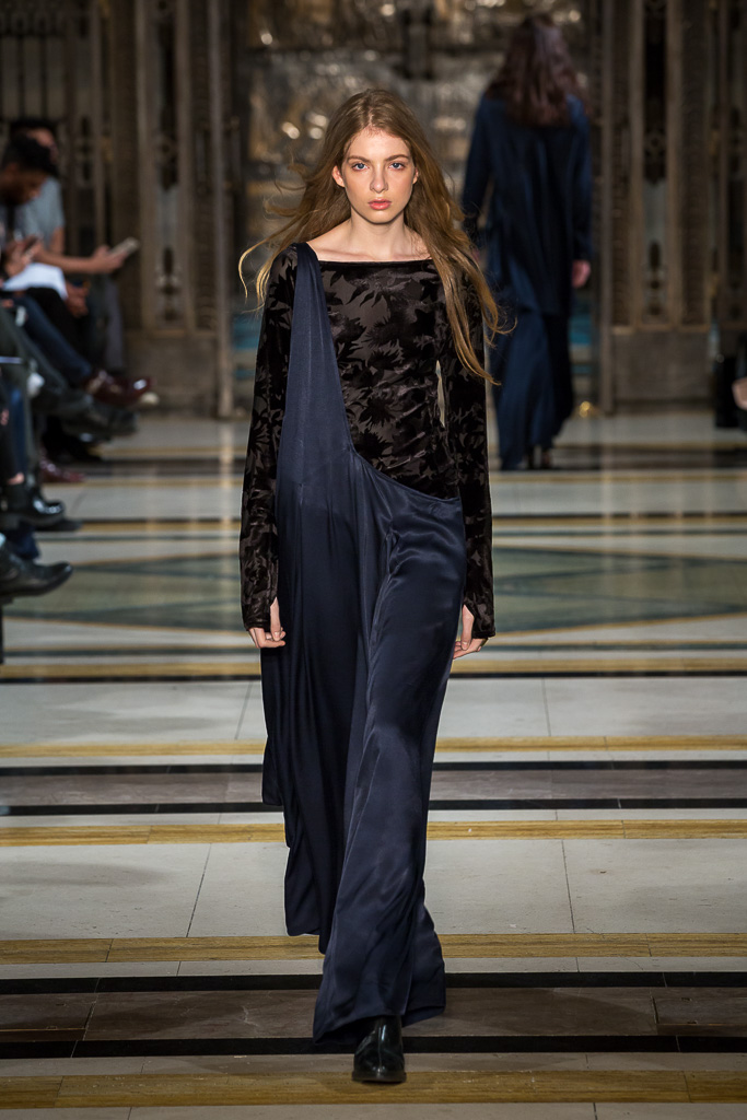 Ceci AW17 London Fashion Week