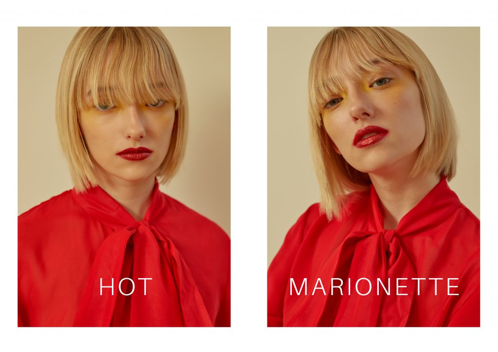 Meet the Hot Marionette editorial