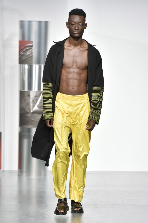 Berthold SS18  London Fashion Week Men's