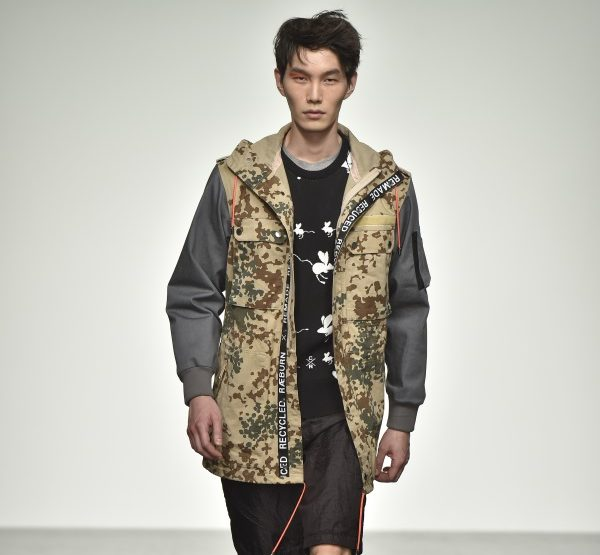 Christopher Ræburn SS18 -  Luxury integrity