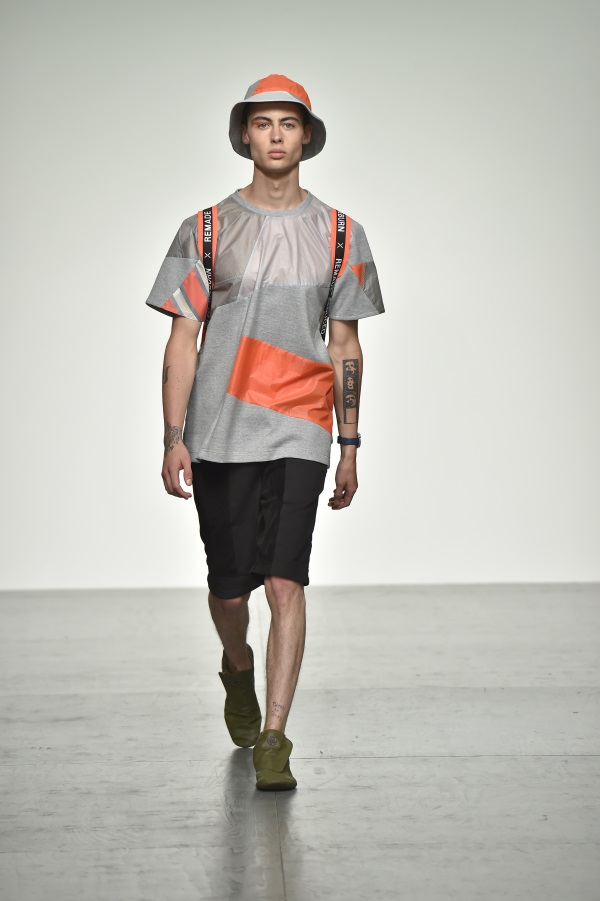 London Fashion Week Men's Christopher Ræburn SS18