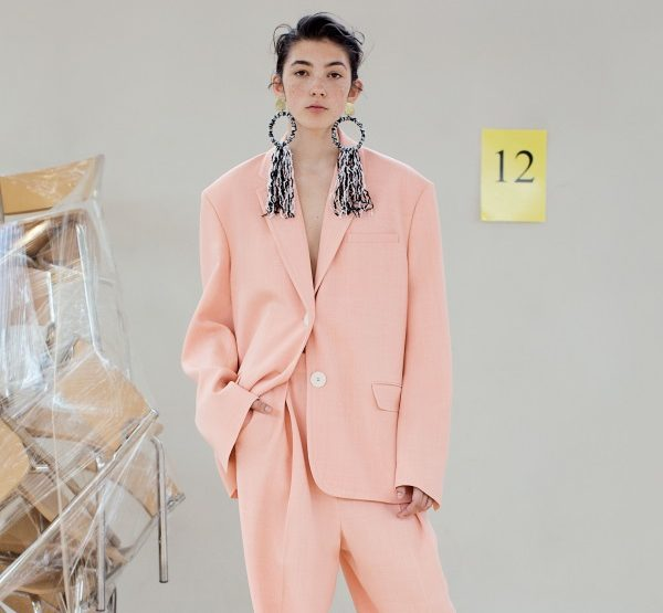 Roksanda Resort 2018 - Relaxed and fluid