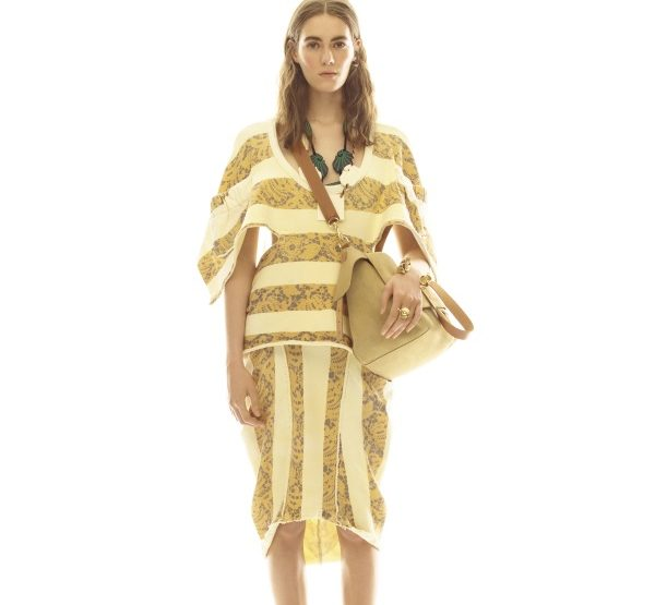 JW Anderson's 2018 Resort girl