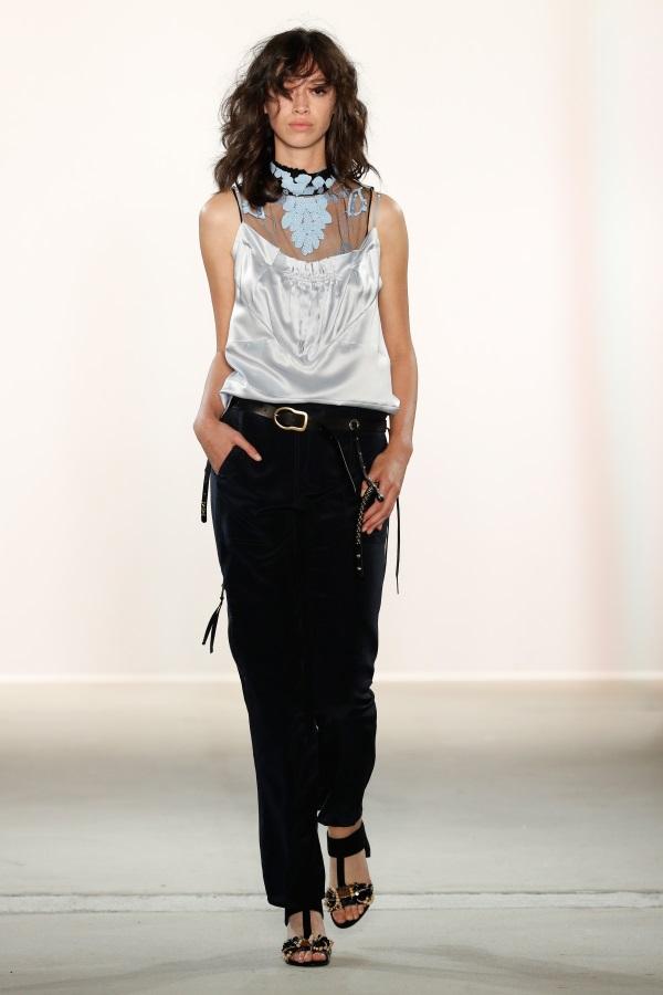 Dorothee Schumacher SS18 at the Mercedes-Benz Fashion Week Berlin