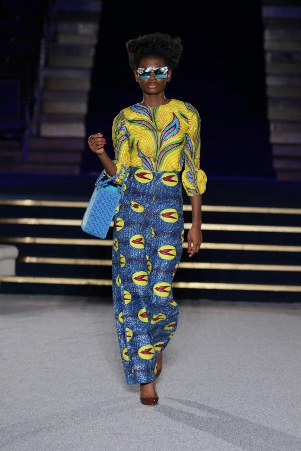 Africa Fashion Week. Photograph: SDR Photo