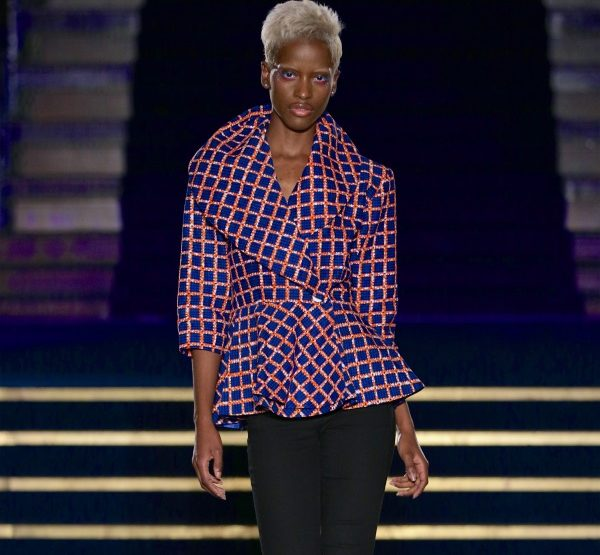 Africa Fashion Week - Tradition meets sporty