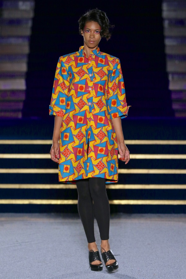 Africa Fashion Week. Photograph: SDR Photo