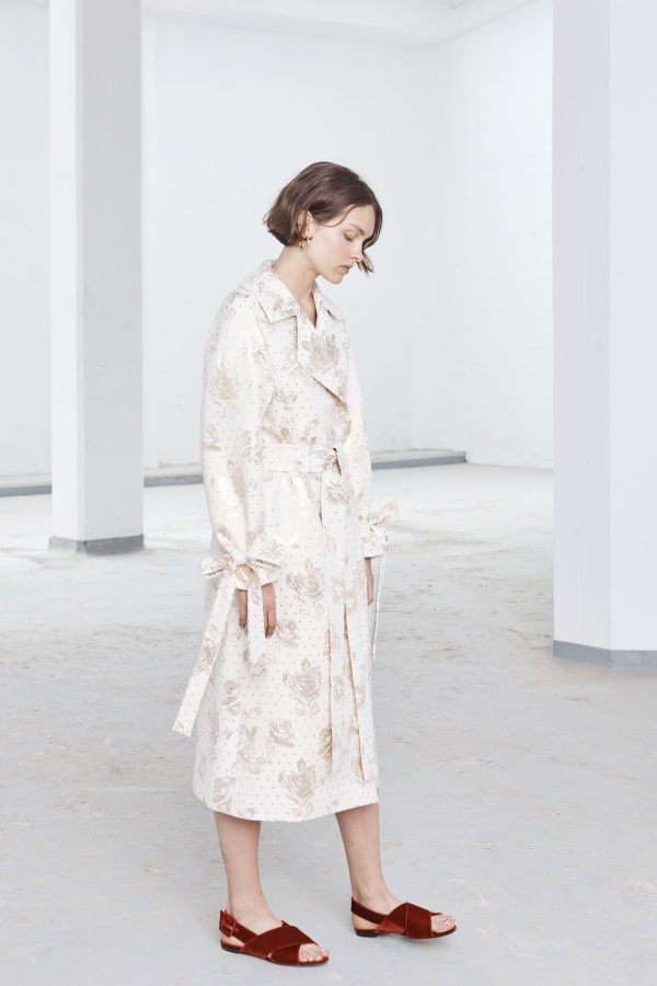 Emilia Wickstead .Resort collection. Photograph curtsy of Emilia Wickstead