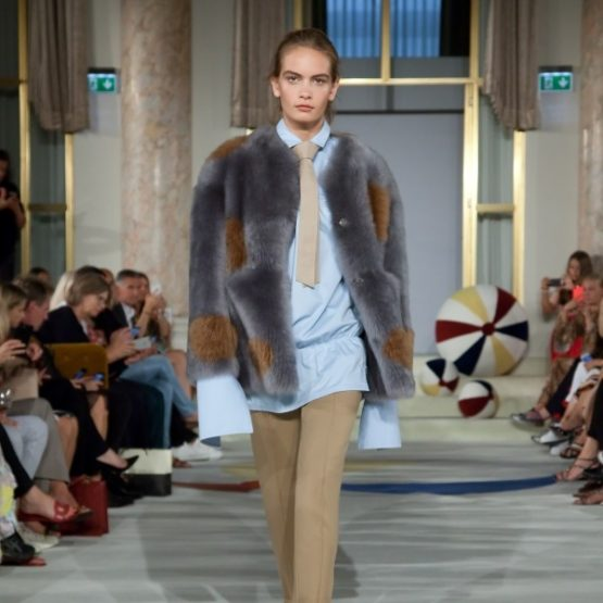 Anne Vest SS-2018 - Furry Spring