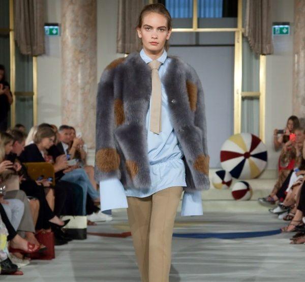 Anne Vest SS-2018 - Furry Spring