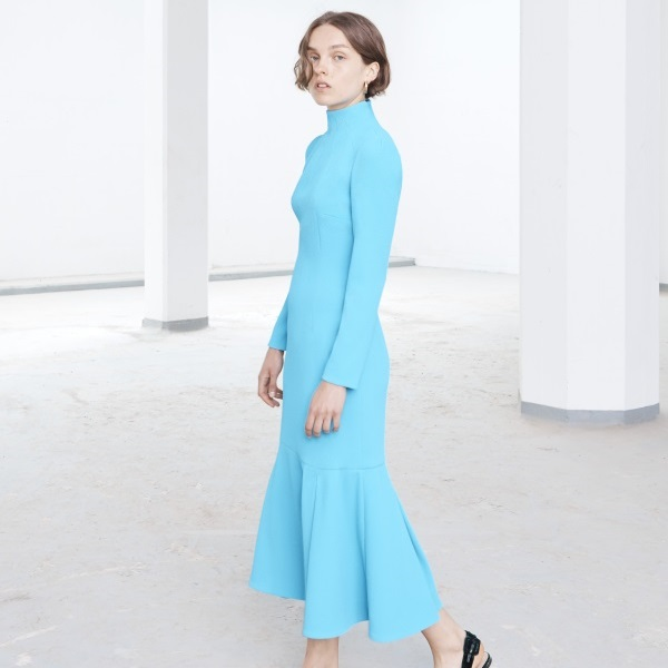Emilia Wickstead Resort 2018. Photograph curtsy of Emilia Wickstead