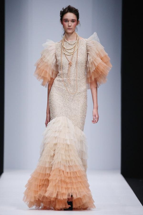Atelier B by Gala B. Mercedes Benz Fashion Week Russia S/S 2018 Photograph: Oleg Nikishin/Artefact