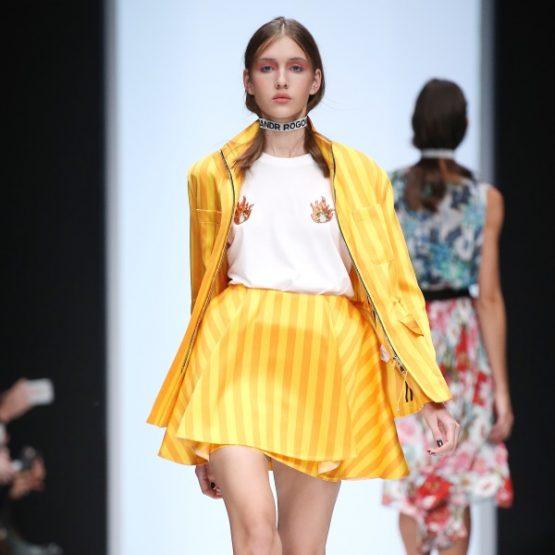 Alexander Rogov SS18 quirky leisurewear