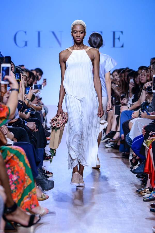 GINLEE Studio SS18. Photograph courtesy of Singapore Fashion Week