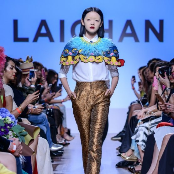 Laichan SS18 - Wonderluxe