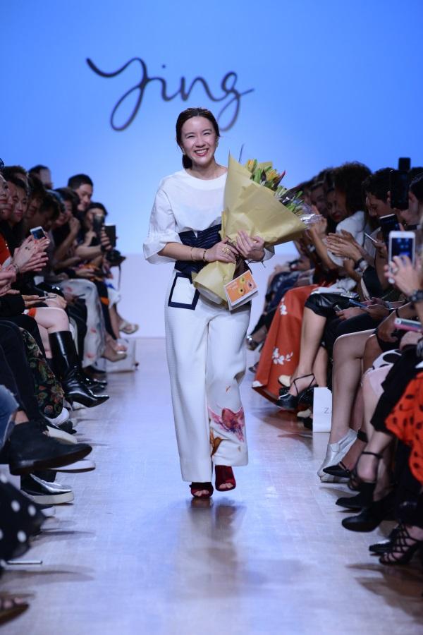 Photograph courtesy of Singapore Fashion Week
