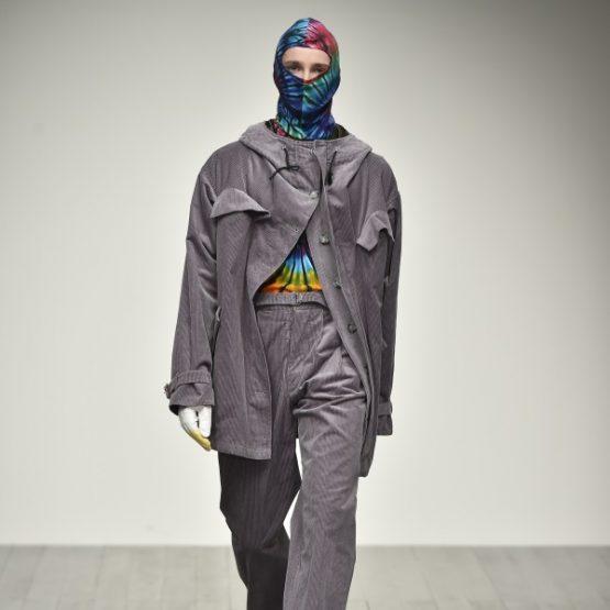 Alex Mullins AW18 - Psychedelic Rainbow