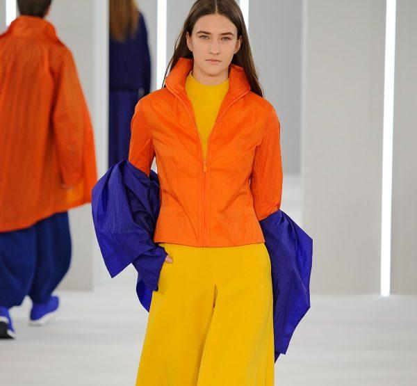 Jasper Conran AW18 - stormy colours