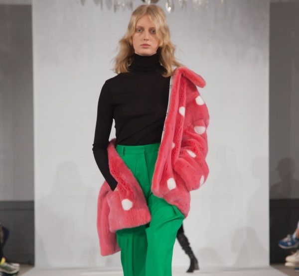 Anne Vest AW18/19 - On the dot