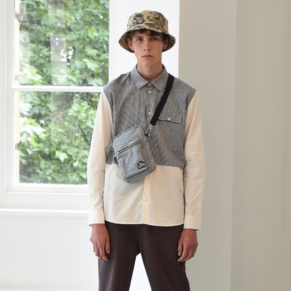 Wood Wood Spring Summer 2019 London Menswear Fashion Week Copyright Catwalking.com 'One Time Only' Publication Editorial Use Only