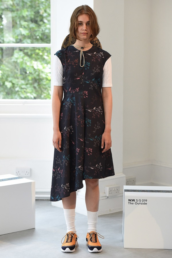 Wood Wood Spring Summer 2019<br /> Photograph: Catwalking.com<br />