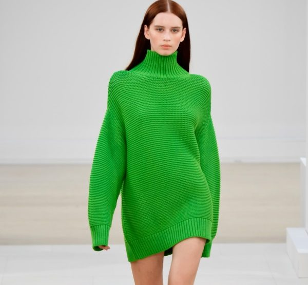 Jasper Conran SS19 - Sophisticated colour clash