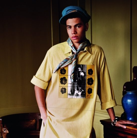 JW ANDERSON X GILBERT & GEORGE: CAPSULE COLLECTION