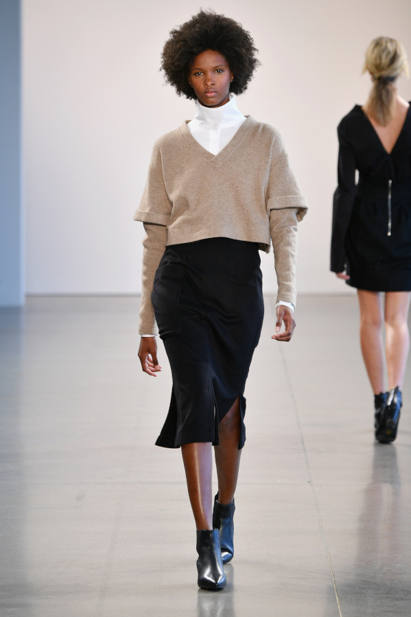 NONIE AW19. Photograph: Dia Dipasupil/Getty Images for Nonie