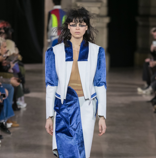 Moohong Ready To Wear Fall Winter 2019 Collection Paris Fashion Week