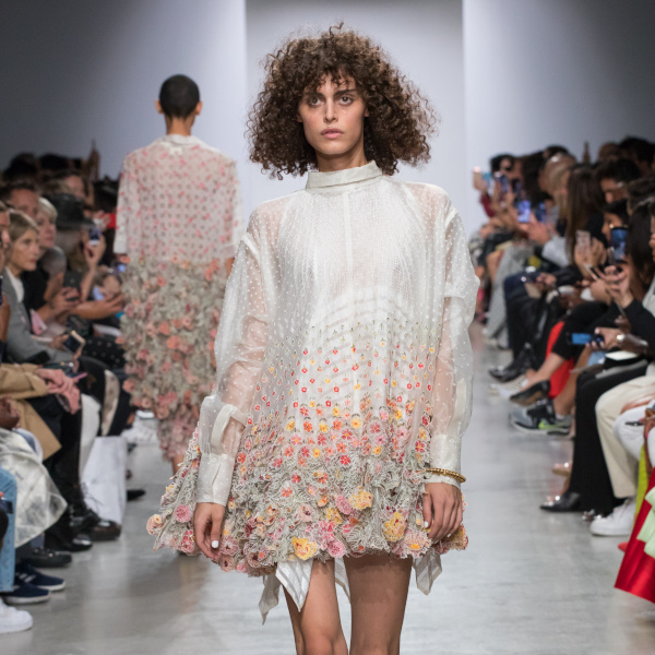 Rahul Mishra Ready To Wear Spring Summer 2020 Collection Paris Fashion Week