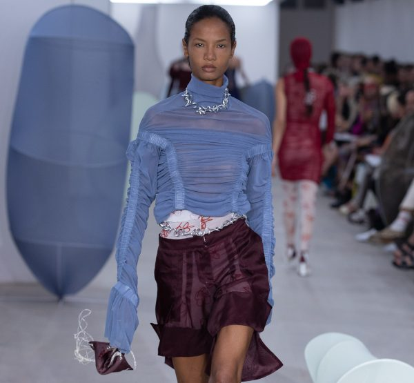 Richard Malone SS20 - For Nellie