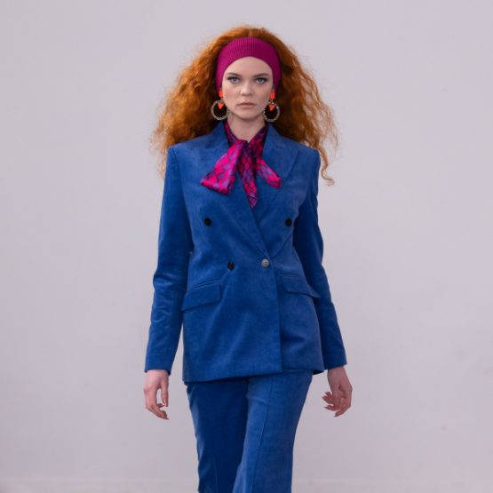 Mark Fast AW20 - Late Swinging Sixties
